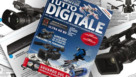 Il nuovo numero di Tutto Digitale è disponibile