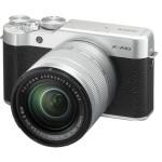 Fujifilm X-A10, tanto per poco