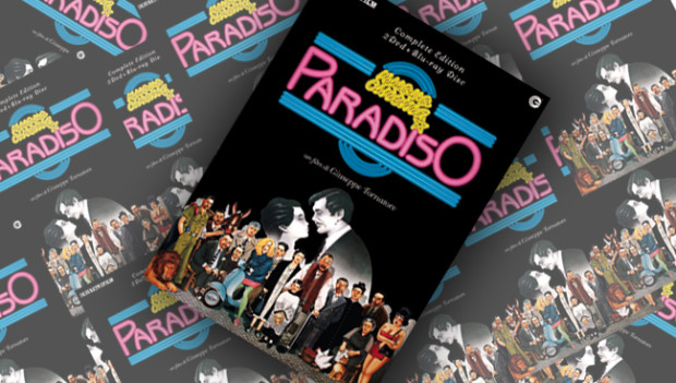 "Nuovo Cinema Paradiso, ""complete edition"""