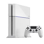 Sony Interactive Entertainment, la nuova PS4 bianco ghiaccio