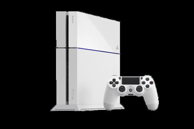 Sony Interactive Entertainment, la nuova PS4 bianco ghiaccio