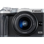 Canon EOS M6, nuova mirrorless da 24,2 MP