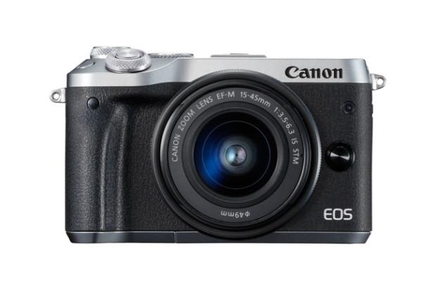 Canon EOS M6, nuova mirrorless da 24,2 MP