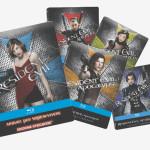 Resident Evil, edizione limitata steelbook dei primi 5 episodi