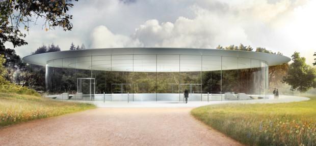 Apple, il nuovo campus aprirà ai dipendenti ad aprile