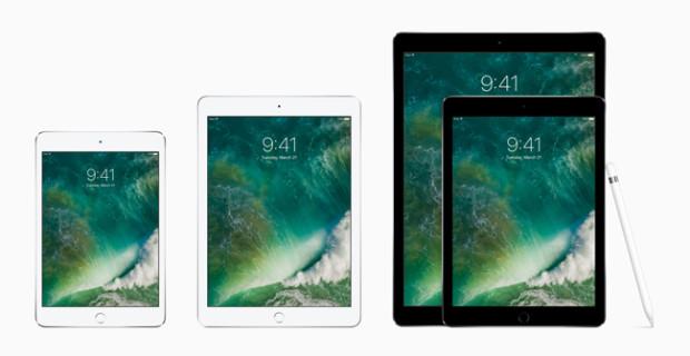 Apple iPad, nuovo modello da 9,7 pollici