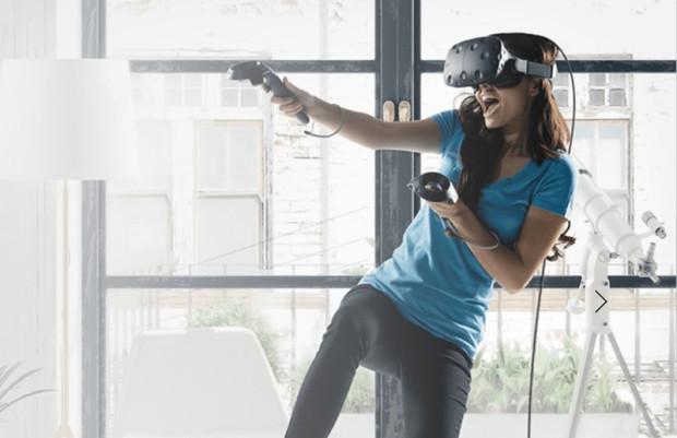 HTC Vive, presto la versione per il grande pubblico