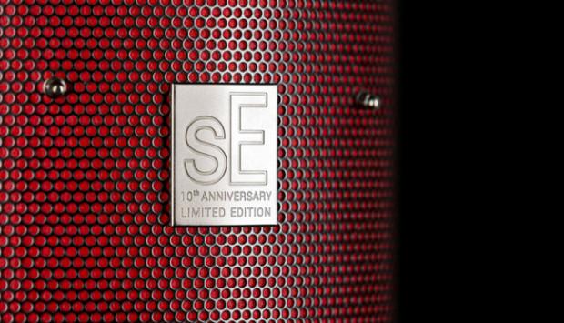sE Electronics Reflexion Filter 10thAE, 10 anni di successi