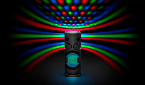 Sony MHC-V50D, Shake-X30D e Shake-X70D, è qui la festa!