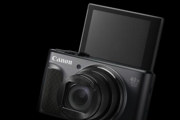 Canon PowerShot SX730 HS, la compatta davvero 'super'