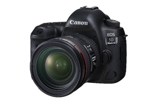 Canon EOS 5D Mark IV, nuovo firmware