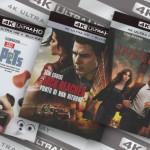 4K Ultra HD Universal, tre nuovi titoli disponibili