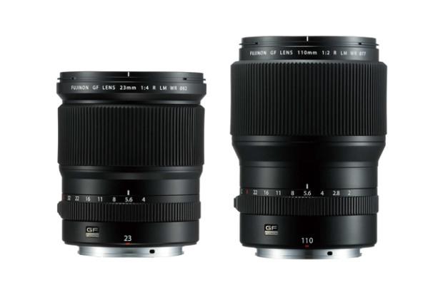 Fujifilm, nuove ottiche per il medio formato