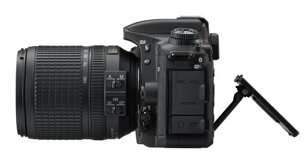 Nikon D7500, la nuova reflex