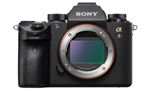 Sony Alpha 9, born to run