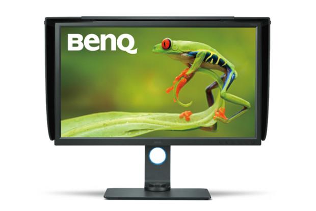 BenQ SW320, monitor UHD per fotografi  certificato Technicolor