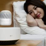 LG Levitating Portable Speaker PJ9, il suono 'in aria'