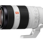 Sony GM OSS FE 100-400 mm F4,5–5,6, super(tele)zoom