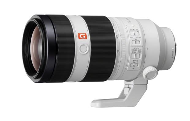 Sony GM OSS FE 100-400 mm F4,5–5,6, super(tele)zoom