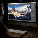 Apple iMacPro editing