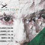 Fujifilm X-Vision tour 2017 Giro d'Italia della Fotografia