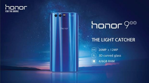 Honor 9, debutta il nuovo top di gamma