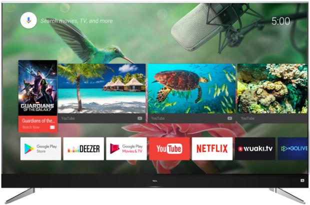 Nuovi televisori TCL, tanto a poco