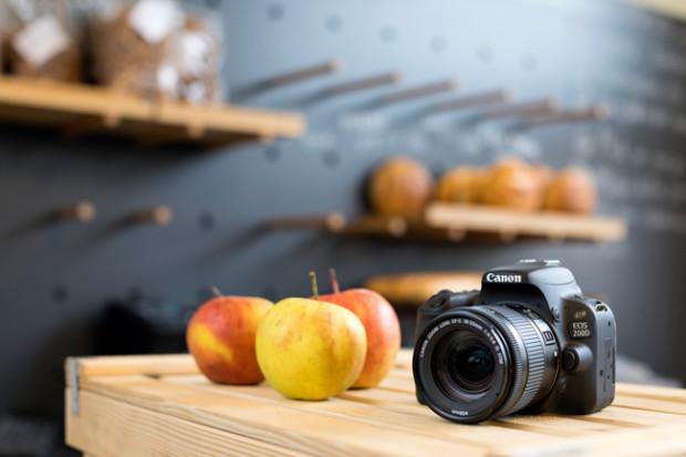 Canon EOS 200D, per iniziare bene