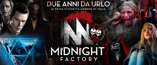 Buon compleanno, Midnight Factory!