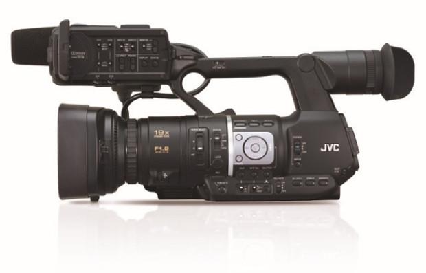 Aggiornamentofirmware per la JVC Full HDJY-HM360