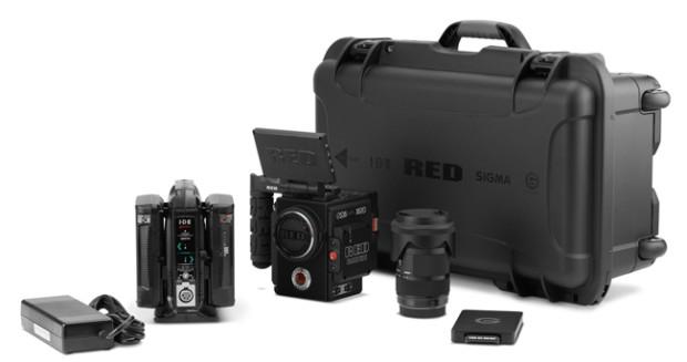 RED Raven Camera kit disponibile su apple.com