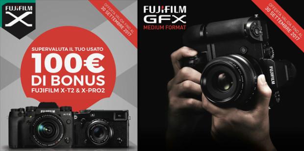 Fujifilm, offerte speciali