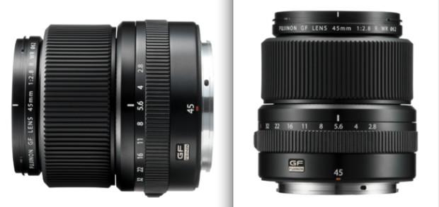 Fujinon GFX, ottica wide GF45mmF2.8 R WR, e nuovi arrivi