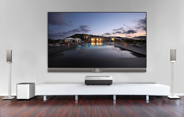 Hisense Laser TV, 100 pollici, 4K, HDR e…