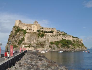 Ischia Castello Aragonese © Giorgia Vaccari