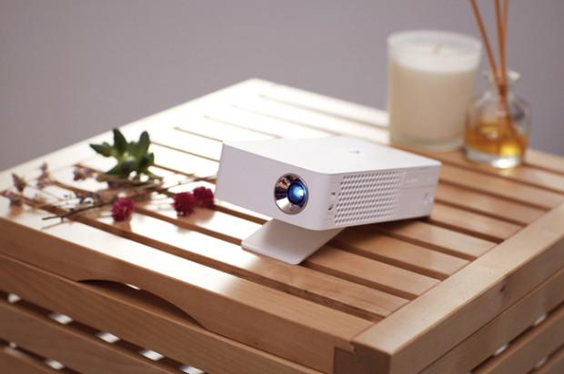 LG proietta a LED e Laser con PH30JG e HF85JA