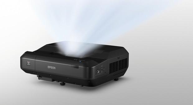 Epson EH-LS100 VPR laser a ottica ultra-corta