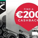 Fujifilm, nuovo cashback imperdibile