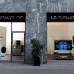 LG, apre il flagship store LG Signature a Milano