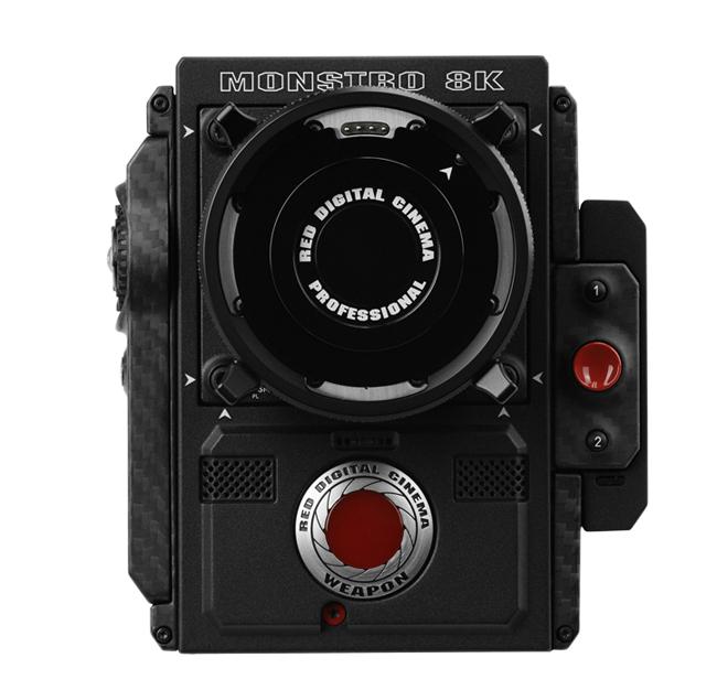 RED Digital Cinema Weapon + Monstro 8K