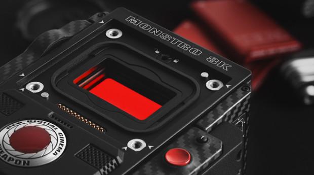 RED Digital Cinema, questo sensore 8K è un Monstro