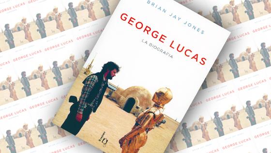George Lucas, 40 anni di successi in un libro