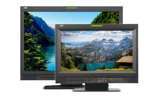 JVC serie DT-U, nuovi monitor UHD/4K