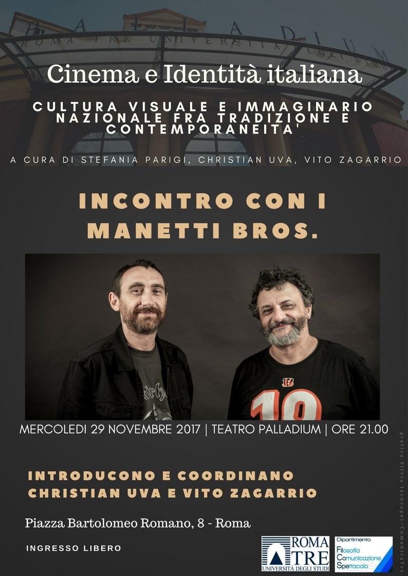 Manetti Bros al Palladium