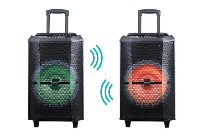 Mediacom diffusore blutooth M-TRSTW120