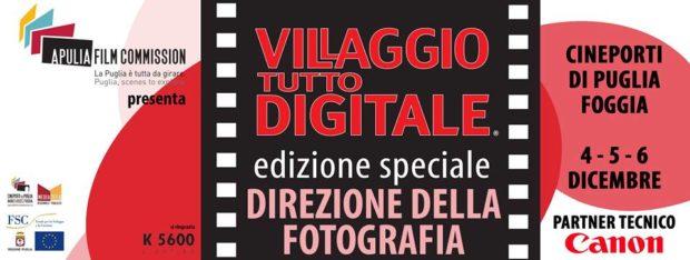 Villaggio Tutto Digitale va a Foggia