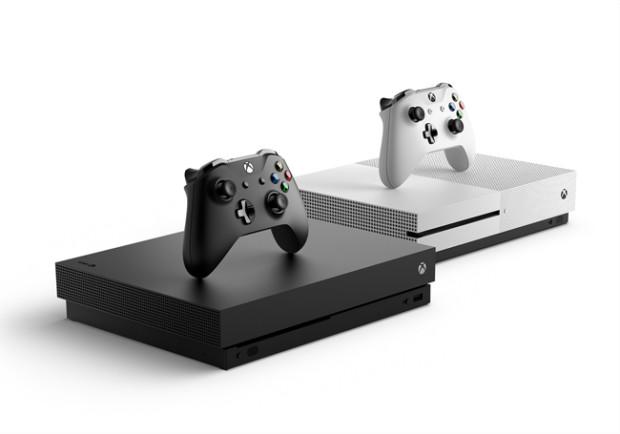 Xbox One X, 4K e HDR per la console del futuro
