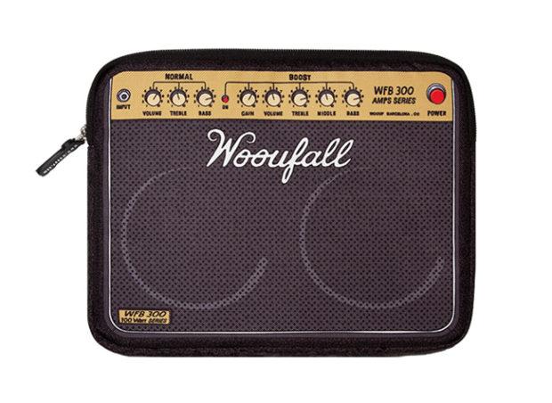 Wooufall, il sound d'epoca in versione silenziosa
