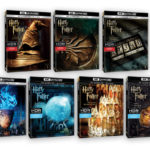 Harry Potter, la collezione completa in 4K Ultra HD
