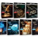 Harry Potter, la collezione completa in 4K Ultra HD